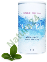 Niebieska spirulina  - proszek Magic Blue