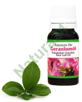 Olejek eteryczny - Geranium (PELARGONIUM GRAVEOLENS FLOWER  OIL) 10ml -20%