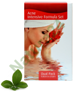 Acne Intensive Formula Set - tonik i krem