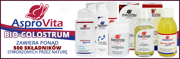 AsproVita Colostrum